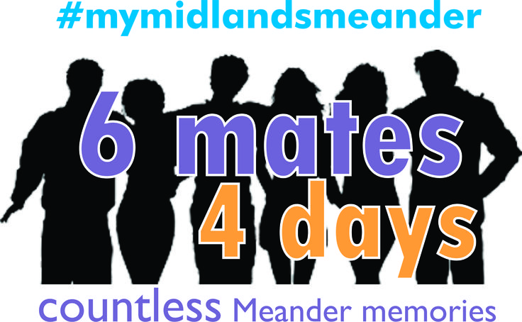Coming soon... our MASSIVE social media contest. Keep your eyes on www.facebook.com/midlandsmeander