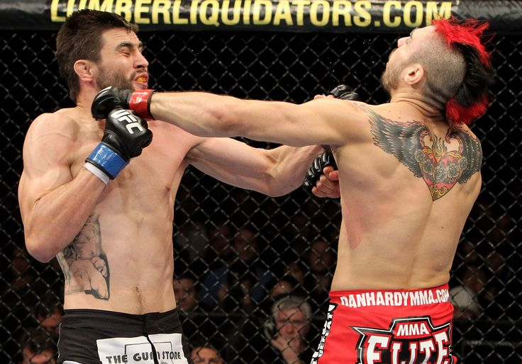 Behind the lens: UFC photographer shares favorite knockouts - Ultimate Fighting Championship-Mobile
