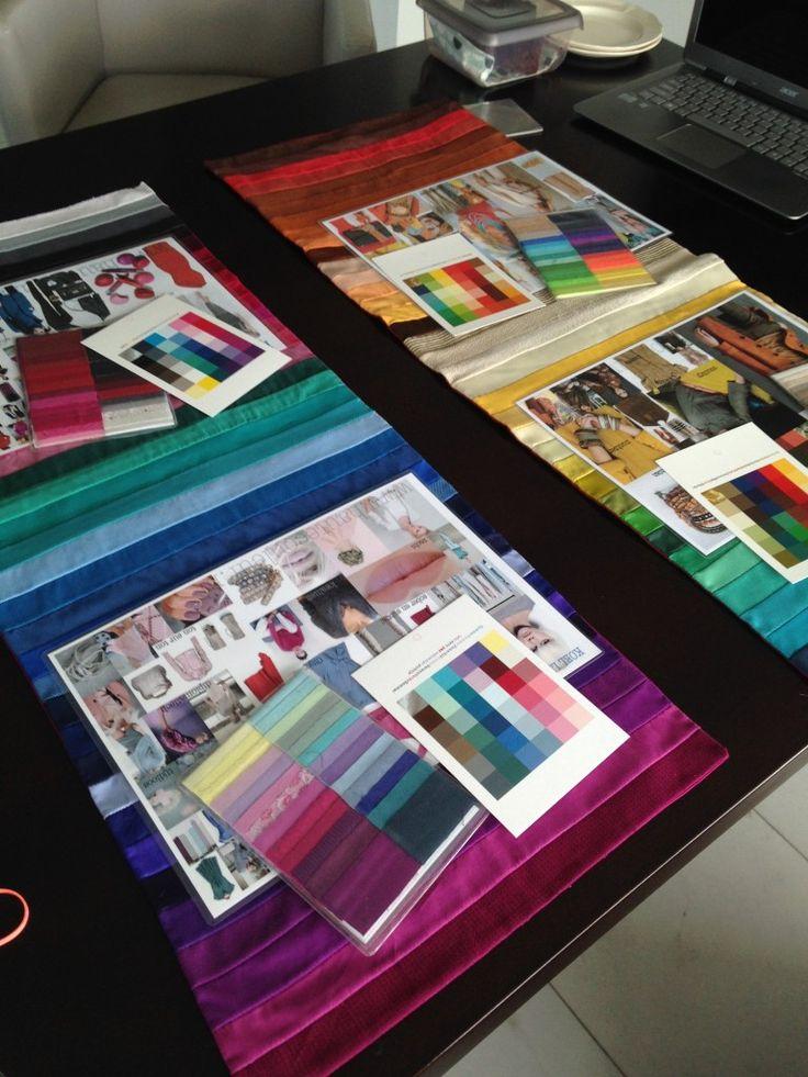Review: De kleur-stijl-garderobedag bij Marieke. #kleuradvies #kledingadvies #garderobecheck #kleuranalyse #minimaliseren #combineren www.hautecouleur.nl