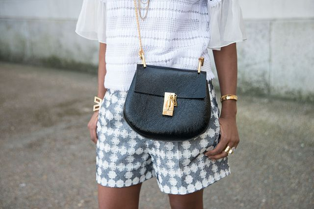 10 Fun Ways To Wear Shorts This Spring: How To Put Together a Dressy Shorts Outfit