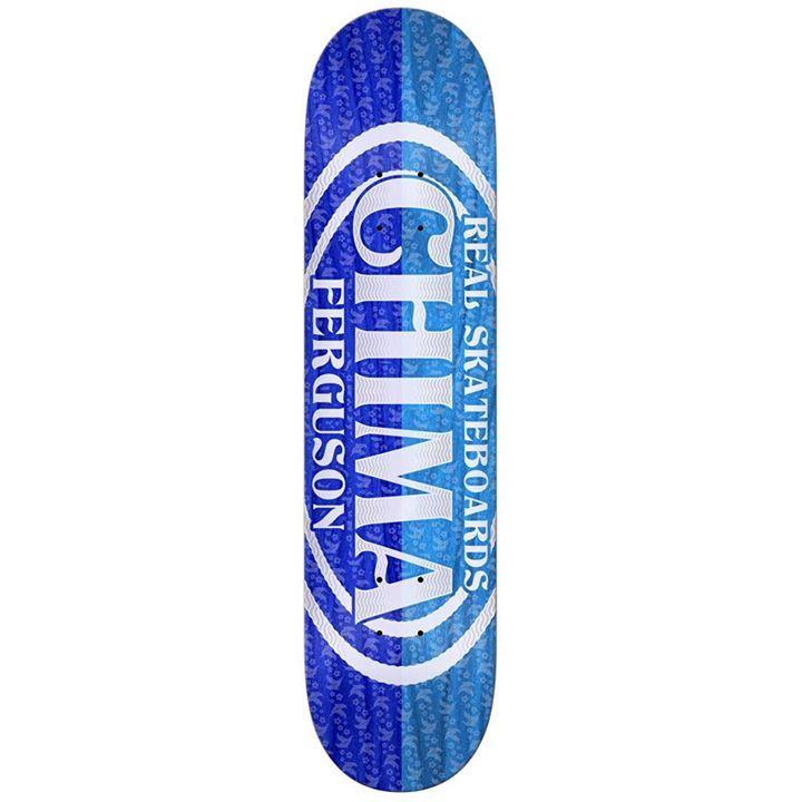 Real Skateboard Deck Chima Ferguson Premium Two Tone 8.38 | snapchat @ http://ift.tt/2izonFx