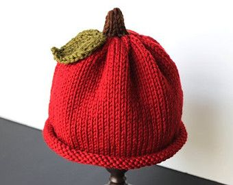 Calabazas rellenas decoración de otoño calabazas por NevadaKnits