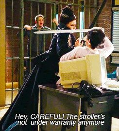 This episode was really great, especially at the end when Regina and Snow were laughing about it.
