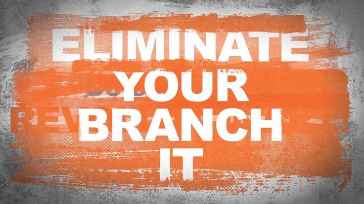 Think #ZeroBranchIT. Think Riverbed.