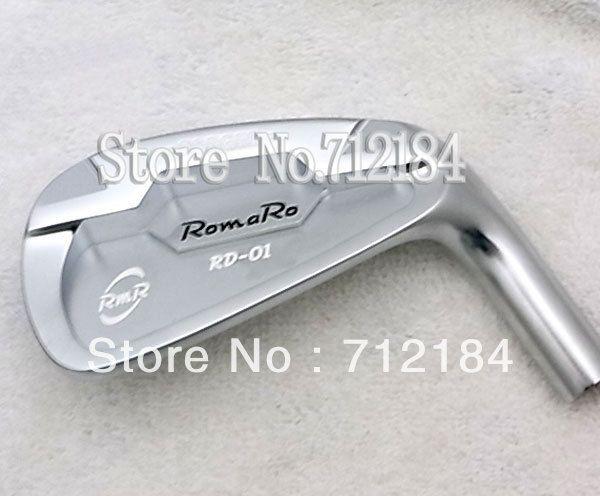 Новый Romaro рд-01 кованые гольф утюги главы 3-9.pw ( 8 шт. ) гольф-клубы насадки-щетки ( нет вал ) бесплатная доставка