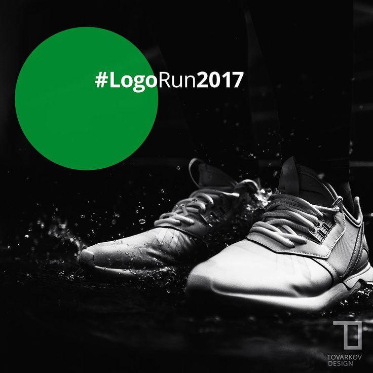 I'm launching a logo design campaign in 2017. New logo design every month → www.tovarkovdesign.com/blog/logo-run-2017