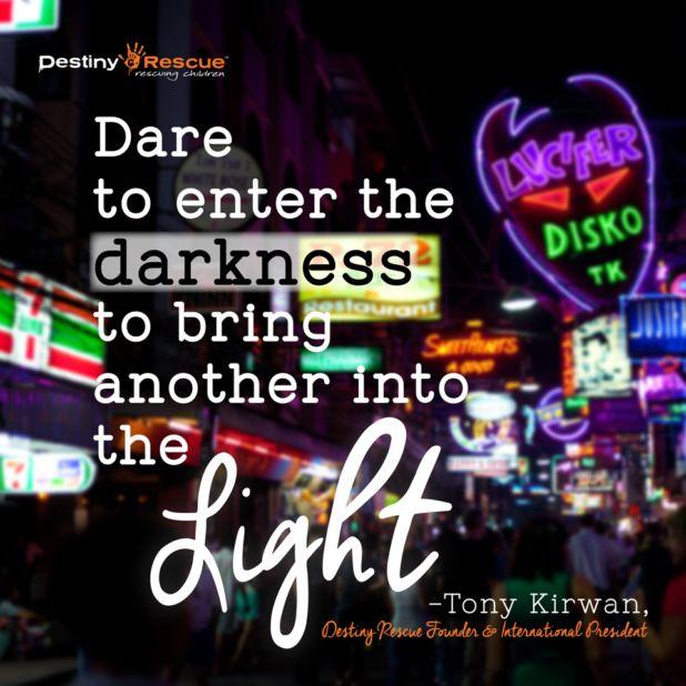Ten More Inspiring Anti-Human Trafficking Quotes - Destiny Rescue