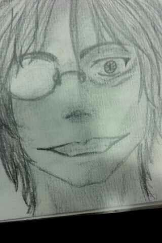 Idk. I drew it randomly so I'm not sure how to describe it...