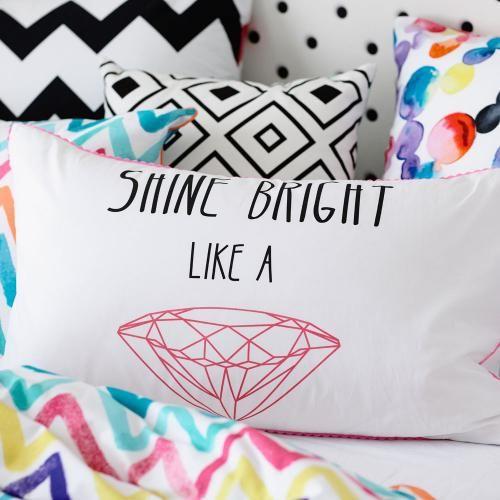 Shine Bright Pillowcases