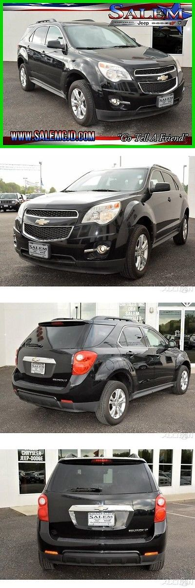 SUVs: 2010 Chevrolet Equinox Fwd 4Dr Lt W/1Lt 2010 Fwd 4Dr Lt W/1Lt Used 2.4L I4 16V Automatic Fwd Suv Premium Onstar BUY IT NOW ONLY: $14000.0