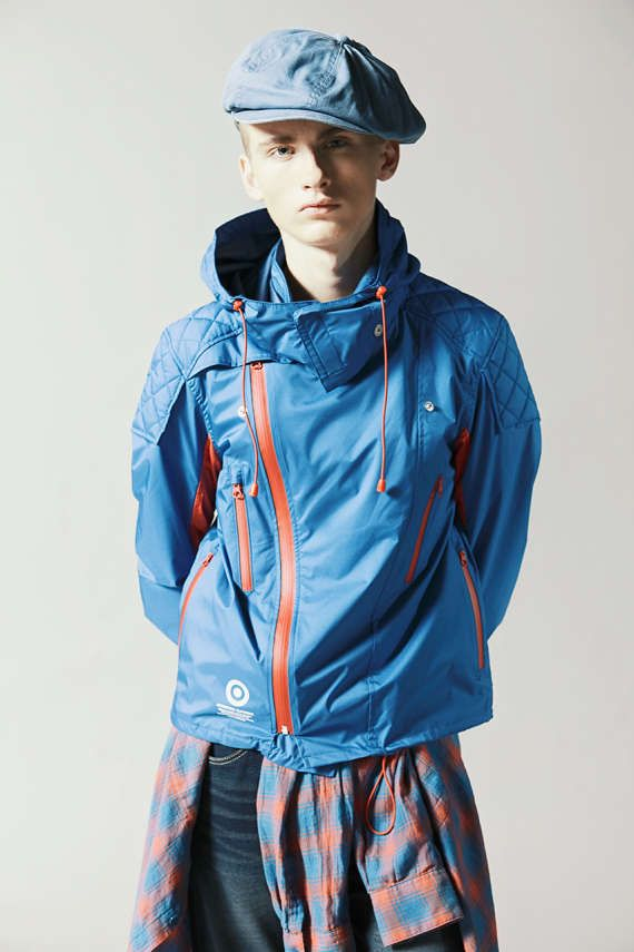 The LUKER By Neighborhood 2013 Collection is English-Inspired #coats #mensfashion trendhunter.com