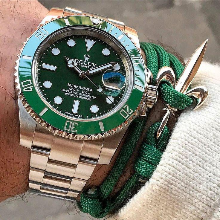 "Rolex Oyster Perpetual Date Submariner ""Hulk"" 116610 LV Green Ceramic Bezel 40mm"