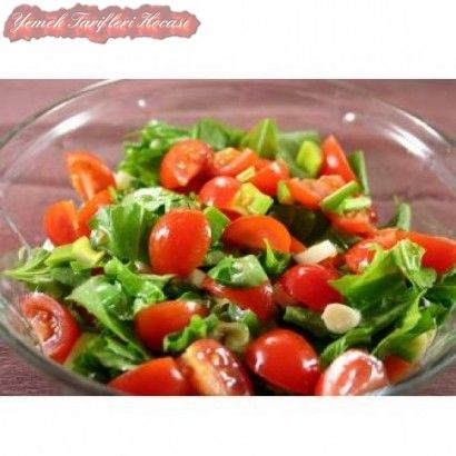 Roka Salatası #SalataTarifleri #rokasalatasıfaydaları #rokasalatasısosu