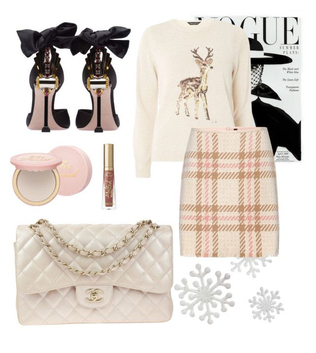 """Christmas Vibe looks✨ @polyvore 