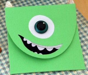 Free Monsters University crafts, coloring pages and recipes from Disney!