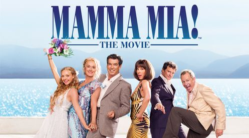 Mama Mia such a feel good movie and Abba music, you can't ask for more.
