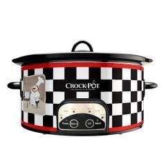 Crockpot - 5.5 QT digital, Black (Smart Pot)  It would match my fat chef kitchen (: