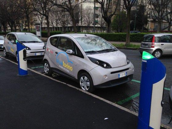 Torino scommette con Bollorè sul car sharing elettrico - Veicoli Elettrici