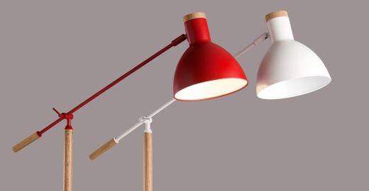 Standard lamp Made.com