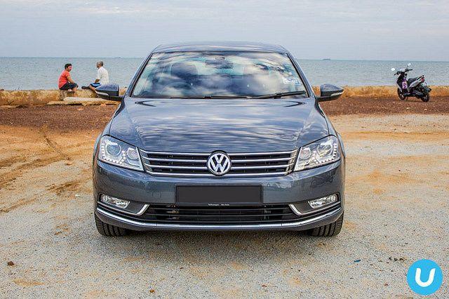 VW Passat 2013 Review by vernieman, via Flickr