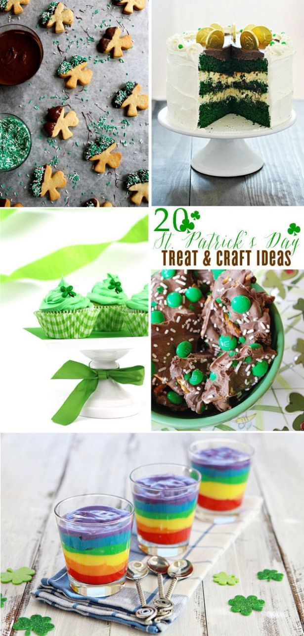 st patrick day craft ideas 20 st s day craft and treat ideas so you don t 7187
