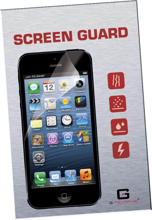 Finden Sie die besten iPhone 5s Bildschirm Wache von g-telware.com. Unser Bildschirm Wachen sind sehr nützlich und zuverlässig für Ihre liebevolle iphone. Unser Bildschirm Wache haben viele Features, wie der dritten Generation PET, Adhesivmittel als Silikongel, adsorbiert das Display automatisch und kann leicht angebracht werden.