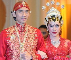 Javanese Traditional Wedding. Love it