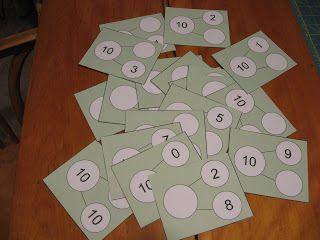 Classroom Freebies Too: Number Bonds for Ten