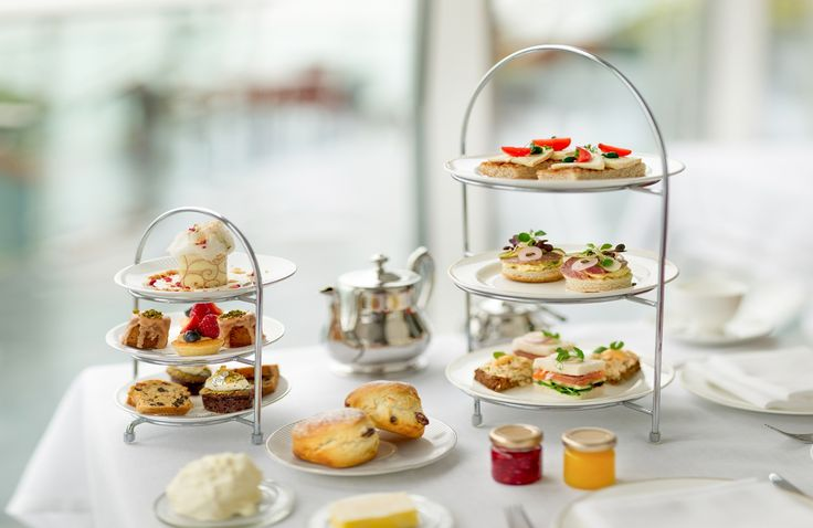 Festive Afternoon Tea at the Cliff House Hotel - on December 4th, 11th and 18th.
