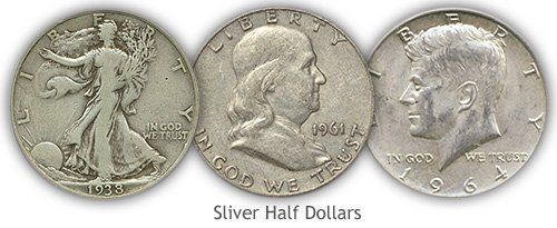 Silver Half Dollar Values