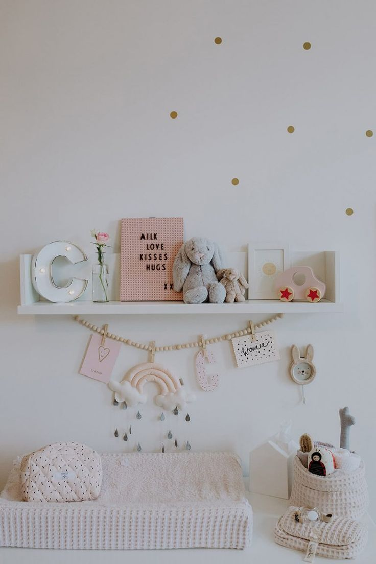 Table à langer Cocos Baby Room: Lit bébé Kidsmill: Oeuf Lampe: Westwing Clothes …   – KIDS ROOMS