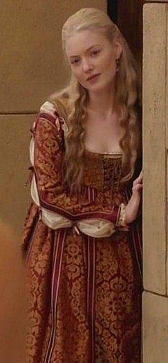 Lucrezia Borgia Italian Renaissance costume