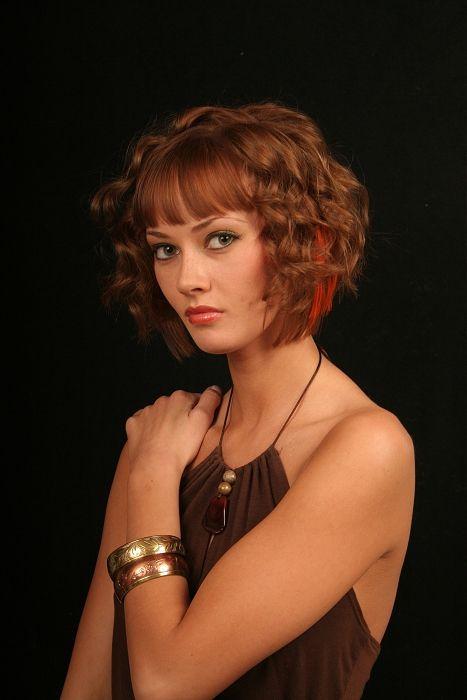 Claibornes medium brown Hairstyles