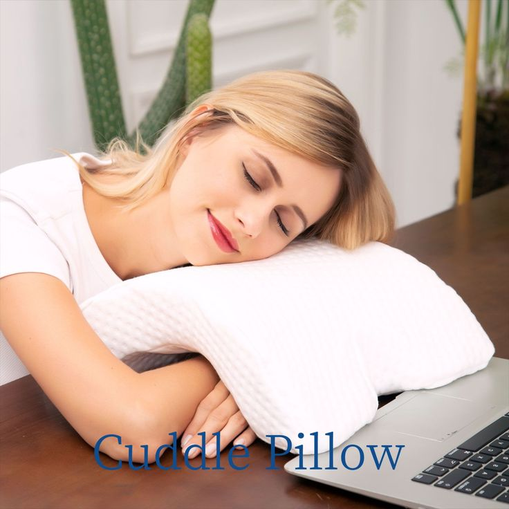 how to stop sleeping with arm under pillow
