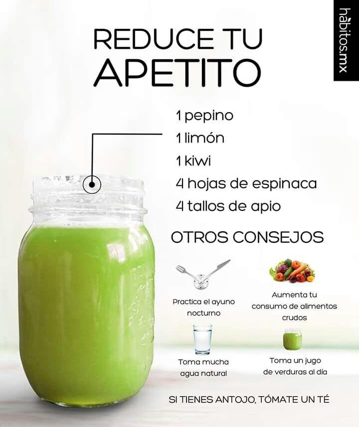 Lose weight juice