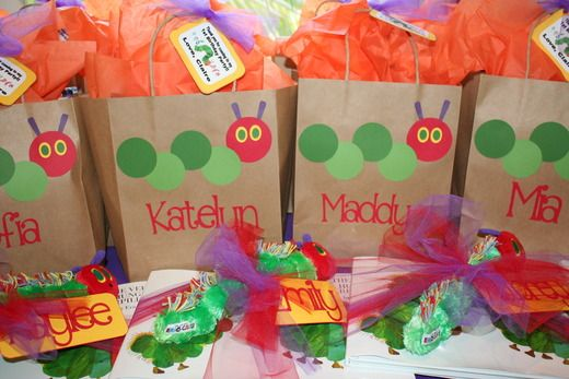 Photo 1 of 18: The Very Hungry Caterpillar / Birthday Claires Hungry Caterpillar Party | Catch My Party
