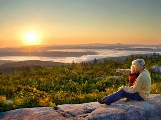 10 destinations pour faire des randonnées pédestres au Québec