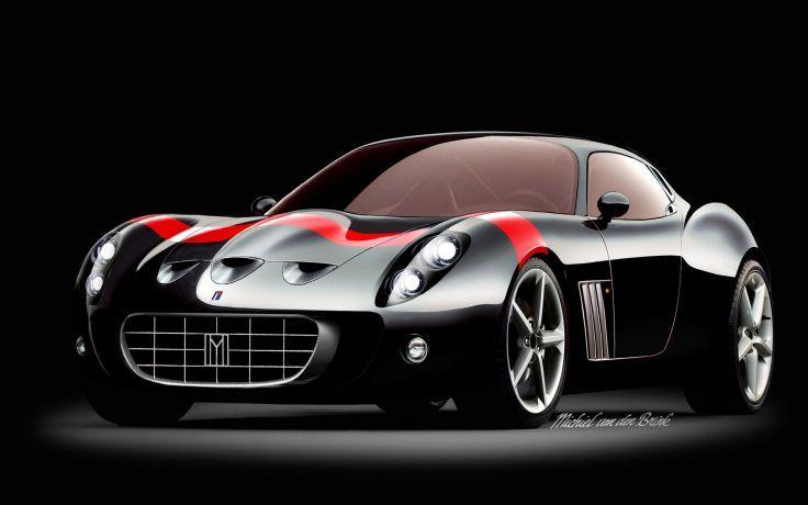 Pontiac Solstice concept car