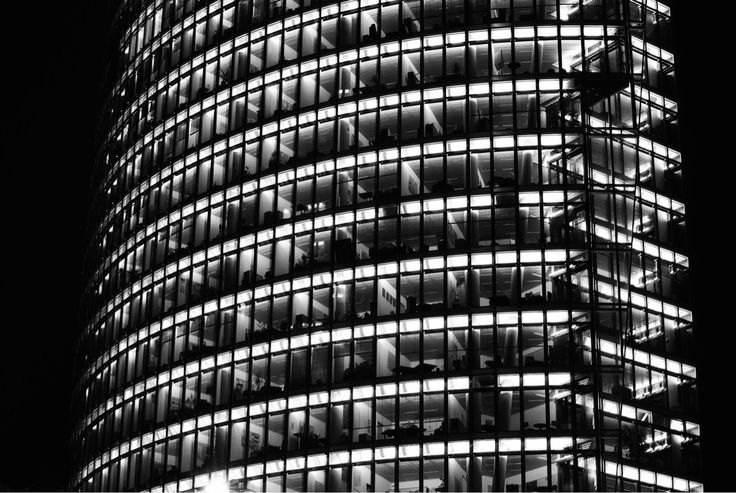 Berlin - office tower