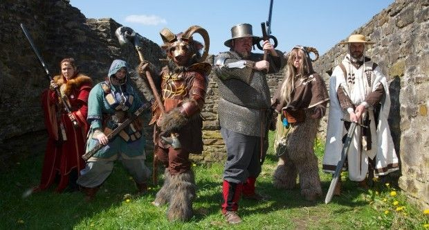 What MMOs Can Learn From LARPs   Rock, Paper, Shotgun