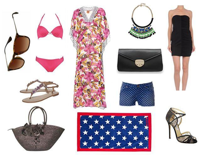 Consigli di #abbigliamento per una #vacanza al #mare #lastminute