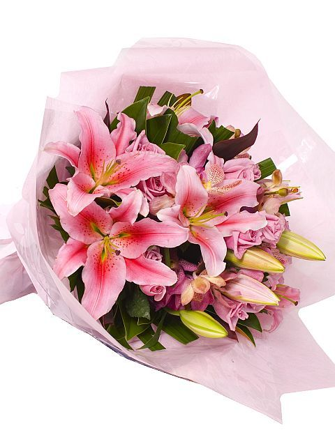 best quality lily flowers in noida