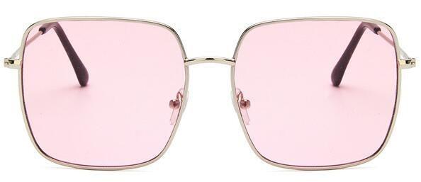 2018 new square frame vintage sonnenbrille frauen übergroße big size sonnenbri…