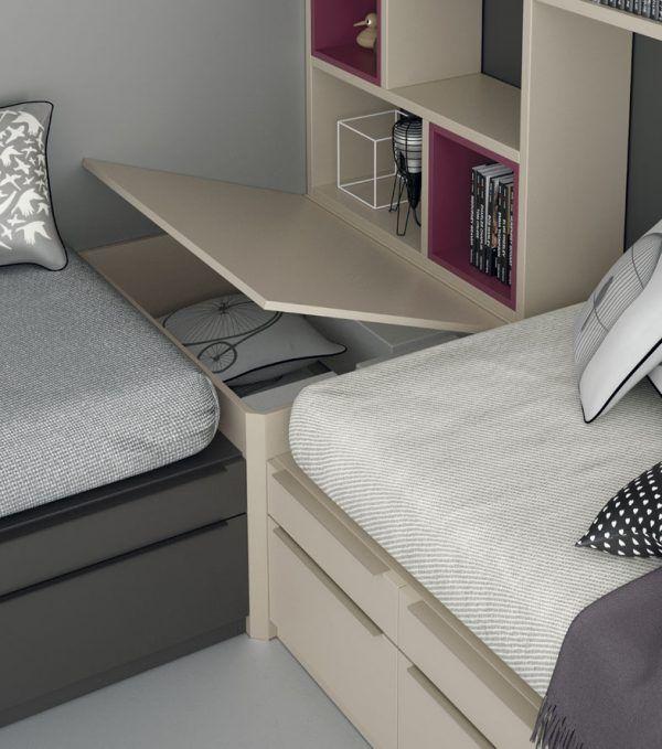 Mejores 8 im genes de camas juveniles tradicionales en for Muebles infinity