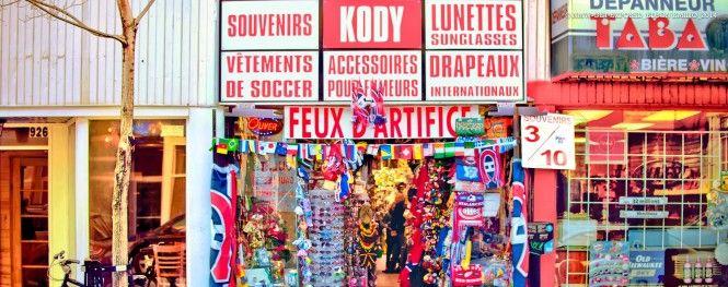 Kody - Souvenirs!
