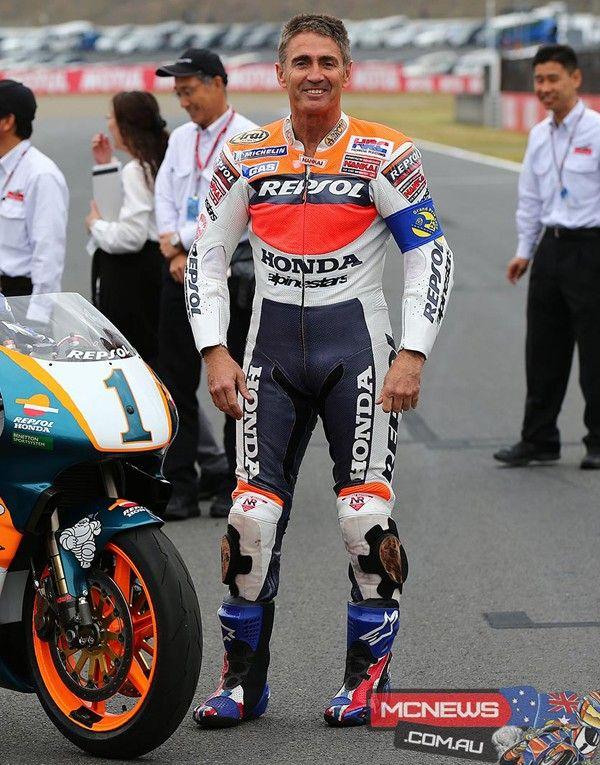 Mick Doohan Motorcycle Race Suit Racen Suits Wegrace