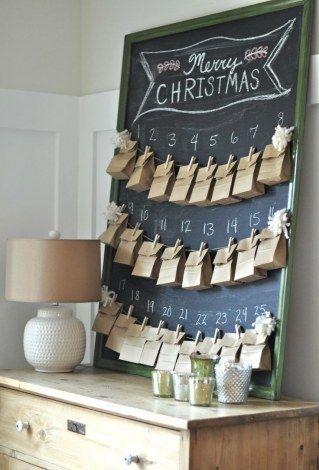 Ihr möchtet euren Liebsten zur Vorweihnachtszeit eine echte Freude machen? Dann solltet ihr eure Kreativität in einen DIY Adventskalender stecken...