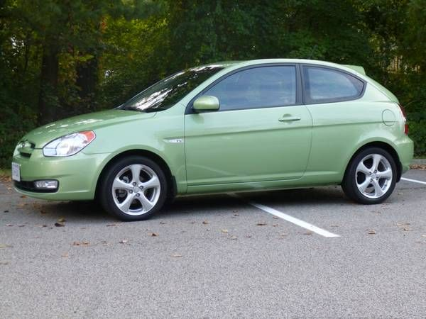 Make: Hyundai Model: Accent Year: 2010 Body Style ...