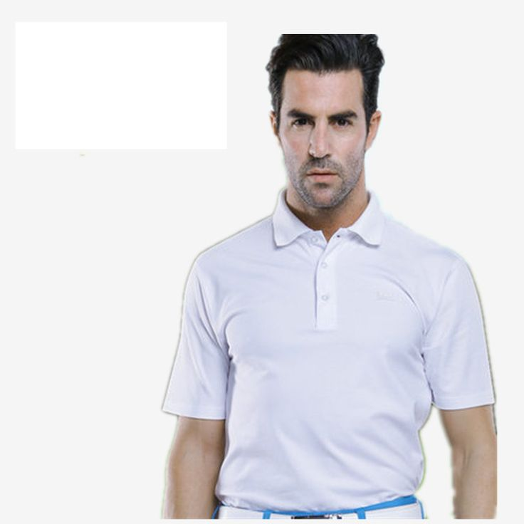 2017 Limited New Poleras Polo Hombre Winter Golf Shirts Men's Golf Wear Short-sleeved T-shirt Pgm Sports Uniforms Cotton Pique