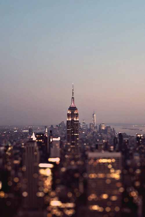 Things I Love Hope You'll Like It — asthmas: Her name was New York, New York..